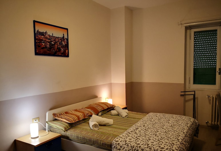 Romulea Guest House, Rome, Double Room, Shared Bathroom, Guest Room