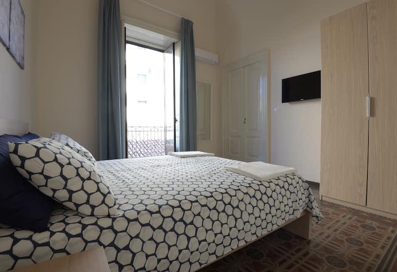 A casa di Zio Ciccio, Catania, Appartamento Comfort, vista città, Camera