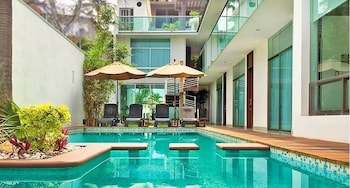 Selline näeb välja Amoe Hotel Boutique & Spa, Boca del Rio