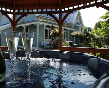 Christchurch bölgesindeki Lilac Rose Boutique B&B resmi