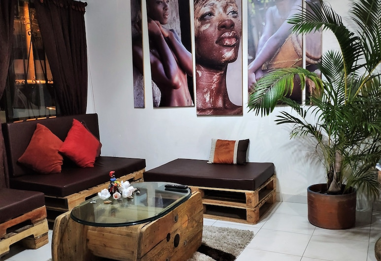 Casa Palenque Hostel, Cartagena, Lobby Sitting Area