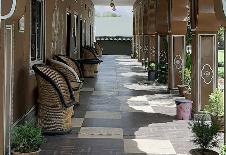Pushkar Vela Resort, Pushkar, Area per barbecue/picnic