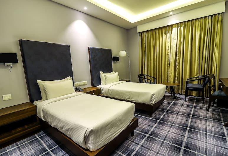Hotel Piccadily Raipur, Raipur, Deluxe Twin kamer, Kamer