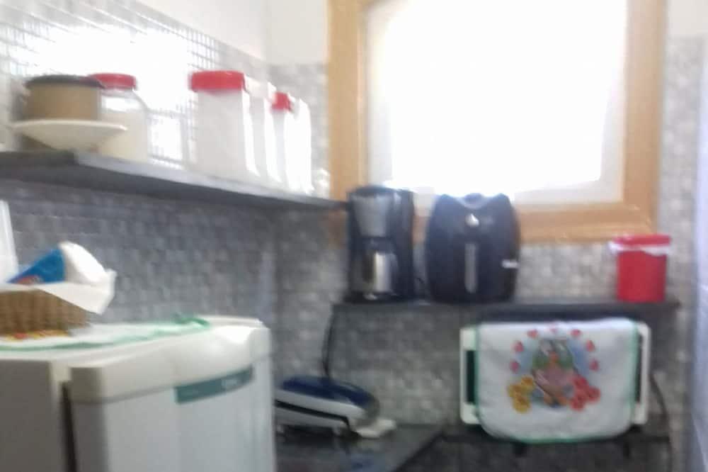 ห้องทริปเปิล - สิ่งอำนวยความสะดวกในครัวส่วนกลาง