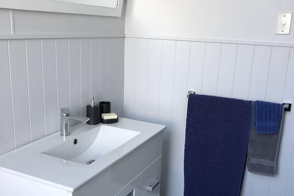 Rodinná izba, súkromná kúpeľňa (Room 2) - Kúpeľňa