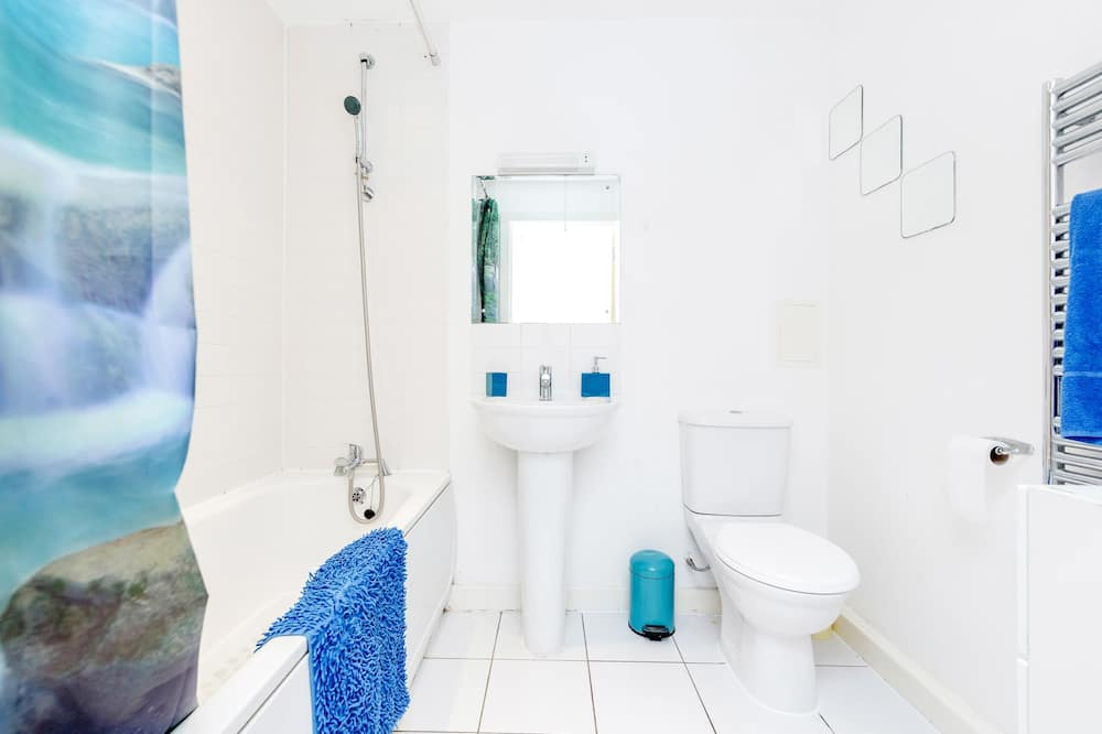 Lejlighed - 2 soveværelser - Badeværelse