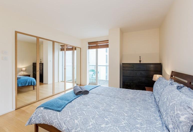 Tower Bridge Apartment, London, Külaliskorter, 2 magamistoaga, rõduga, Tuba
