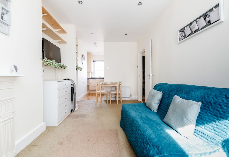 Edgware Road Apartment, Londen, Appartement, 1 slaapkamer, Woonruimte