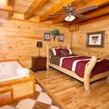 Cabin, Multiple Beds, Hot Tub - Room