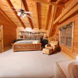Kuća u prirodi, 5 spavaćih soba, kamin, pogled - Soba