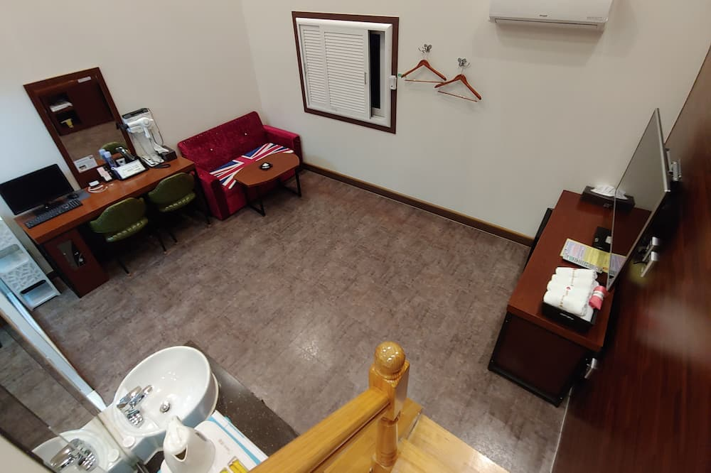Premium-Zimmer - Wohnbereich