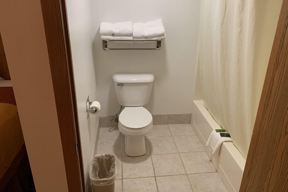 Jacuzzi Suite - Badezimmer