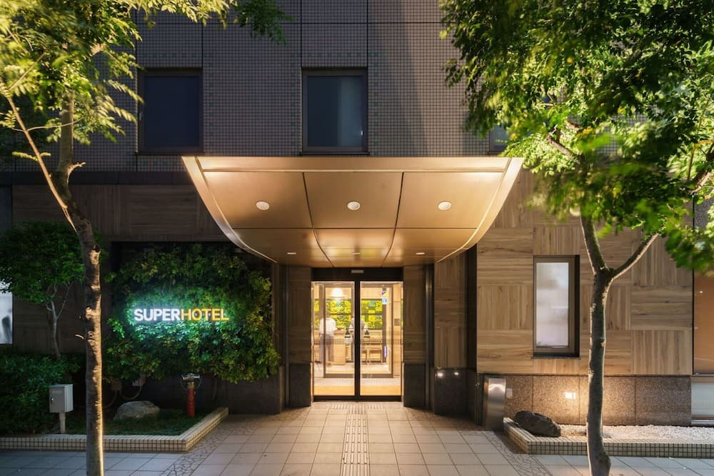 Super Hotel Umeda / Higobashi