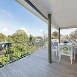 Familienhaus, 5Schlafzimmer, Gartenblick - Terrasse/Patio