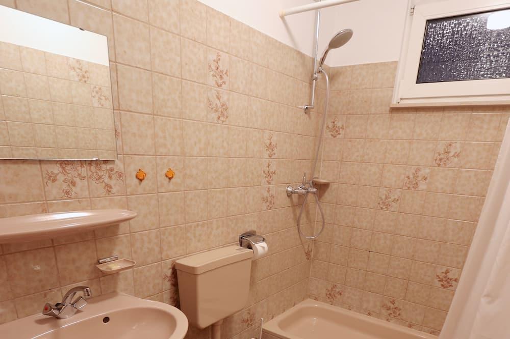 Habitación económica doble - Cuarto de baño