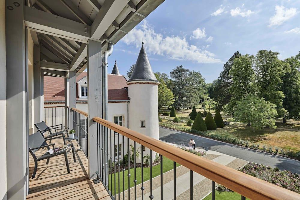 غرفة سوبيريور - بمنظر للمنتزه - منظر من الشرفة