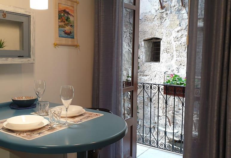 Genius House, Palerme, Appartement Confort, 2 chambres, Coin séjour