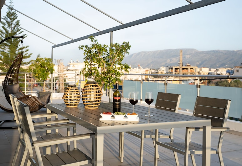 Amaen Apartments, Chania, Outdoor Dining
