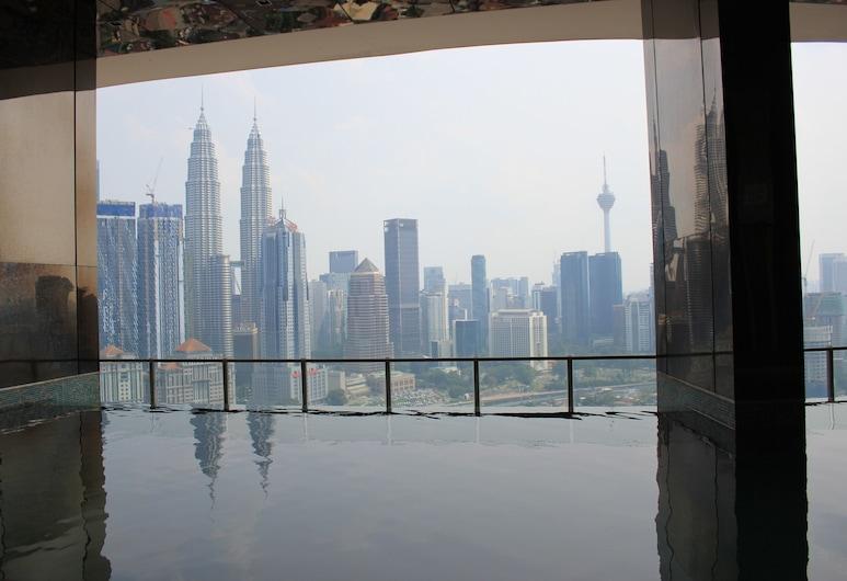Setia Sky Residence By Kyuka, Kuala Lumpur, Kolam Tertutup/Terbuka