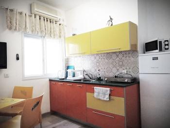 Naktsmītnes Bright Apartments attēls vietā Haifa
