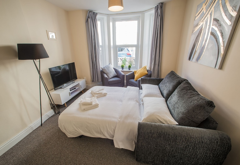 St. Michael's Apartments, Bournemouth, Apartment, 2 Bedrooms, Non Smoking (Apt 1), Room