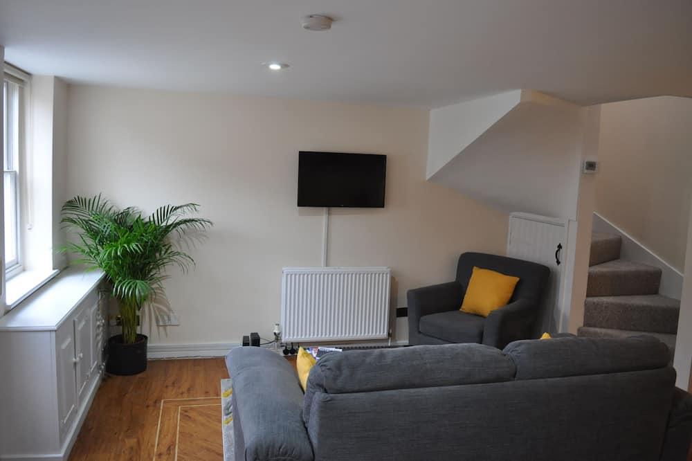Kır Evi, 2 Yatak Odası - Oturma Odası