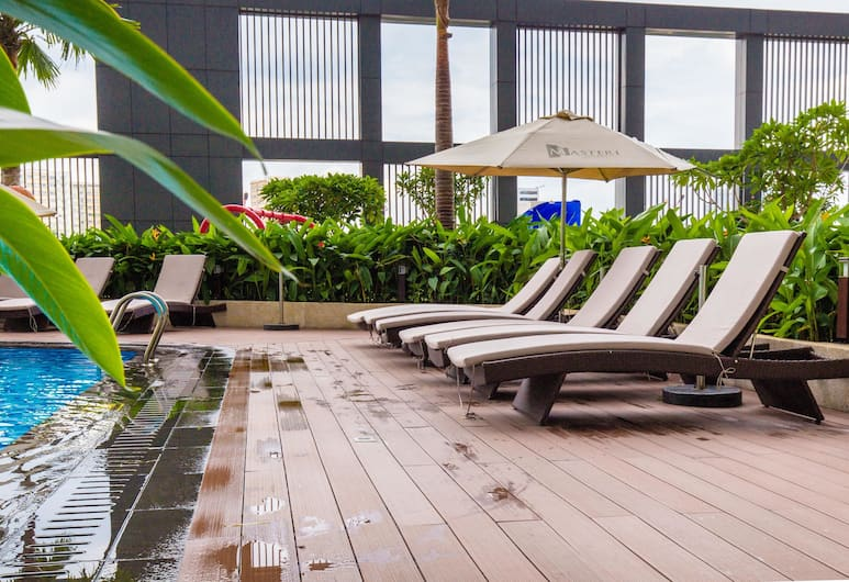 Ellie Apartment and Hotel, Ho Chi Minh-Stad, Zwembad