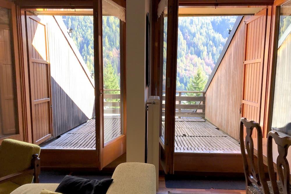 Appartement, 3 chambres - Vue de la chambre