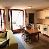 Appartement, 3 chambres - Restauration dans la chambre