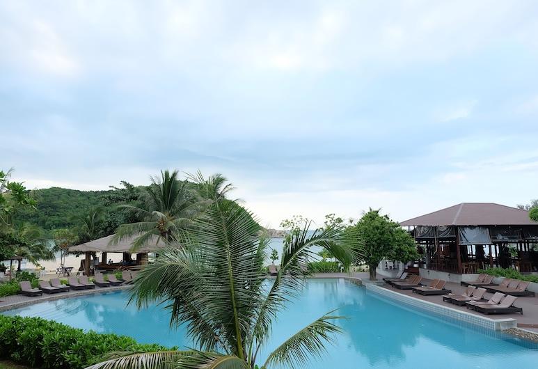 Koh Ma Beach Resort, Ko Pha-ngan, Exteriér