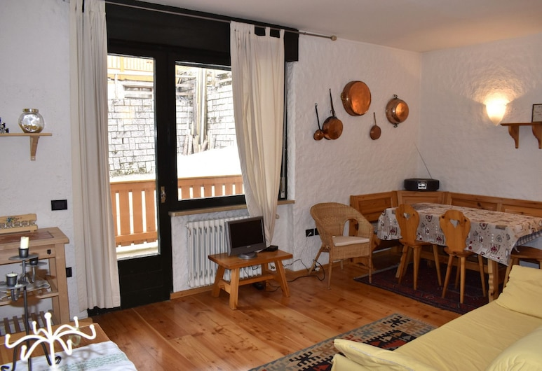 Fevri Bilocale, Madonna di Campiglio, Departamento, 2 habitaciones, Sala de estar