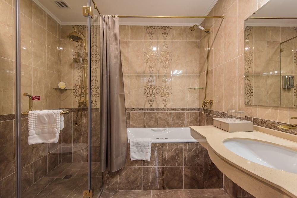 Эксклюзивный люкс - Ванная комната