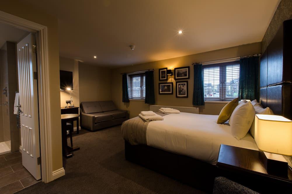 Rodinná izba - Hosťovská izba