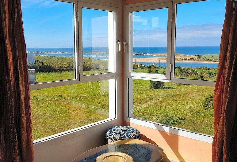 La Maison De La Lagune, Oualidia, Romantic Triple Room, Pemandangan dari bilik