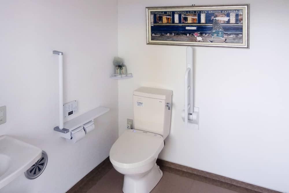 客房 (Whole Motel, 14 Units) - 浴室