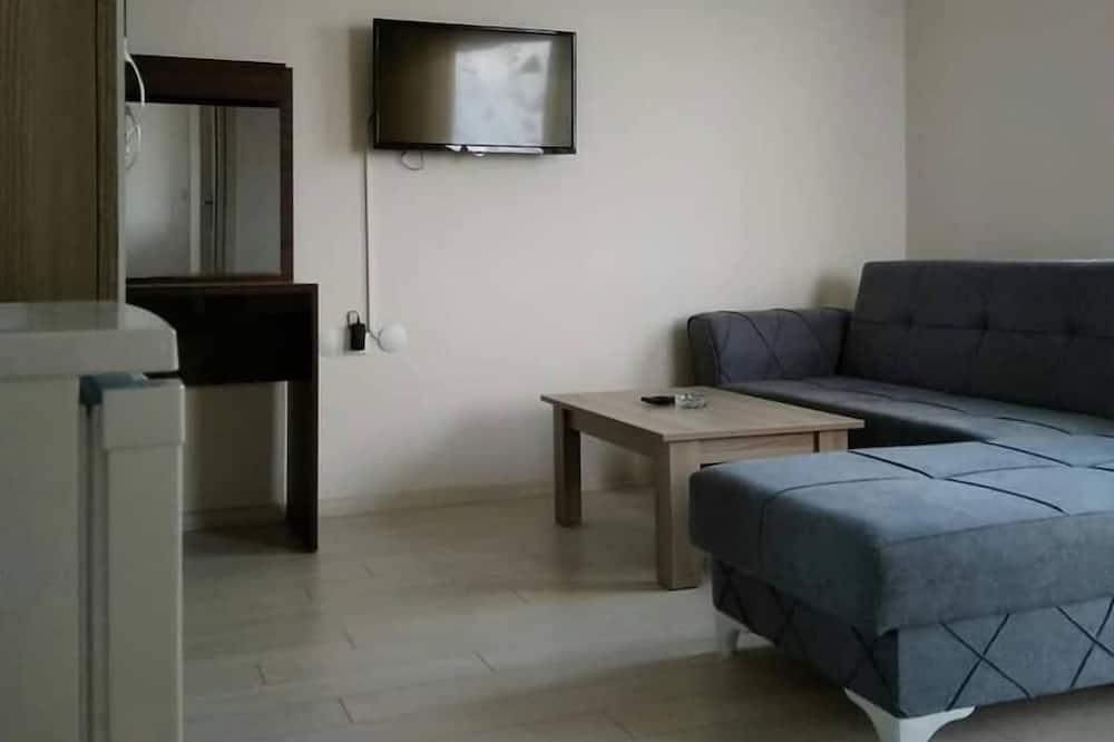 Classic-Suite, Meerblick - Wohnbereich