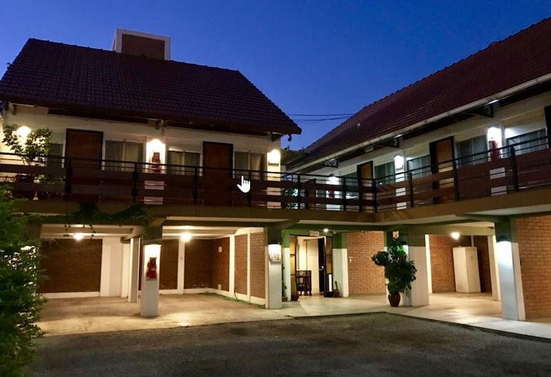El Paso Apart Hotel, San Juan, Front of property - evening