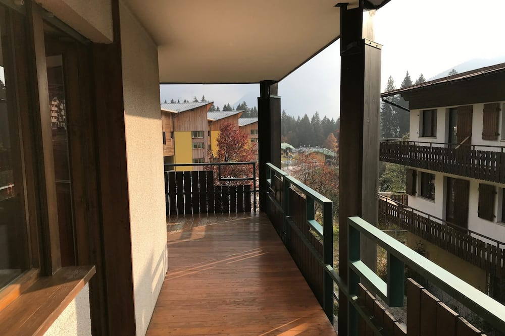 Appartement, 1 chambre - Balcon