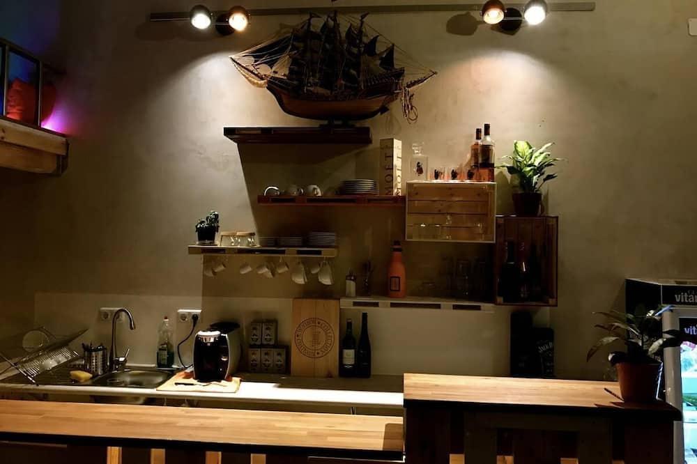 Asrama Umum (for 10 Pax) - Dapur bersama