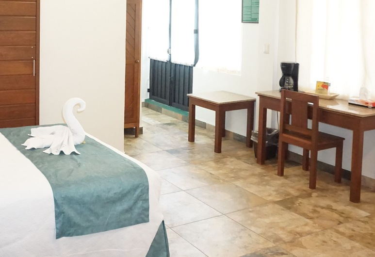 Casa Esmeralda Hotel, Oaxaca, Family Quadruple Room, Non Smoking, City View, Guest Room