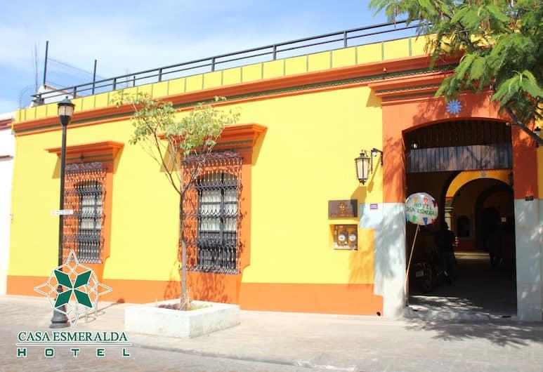 Casa Esmeralda Hotel, Oaxaca, Außenbereich