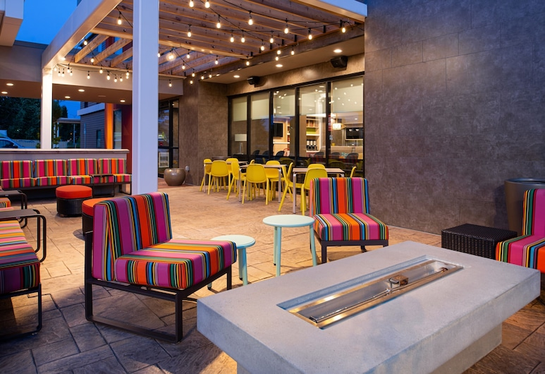 Home2 Suites by Hilton Portland Airport OR, Portland, Terrasse/Patio