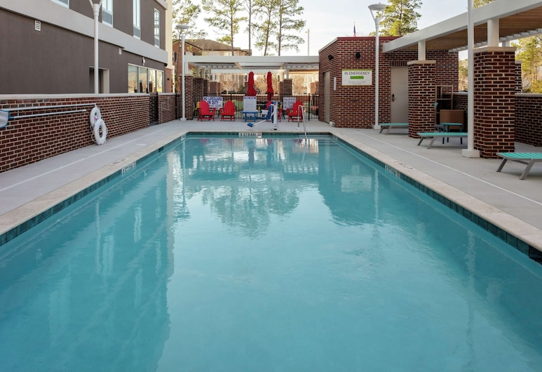 Home2 Suites by Hilton North Charleston-University Blvd, North Charleston, Pool