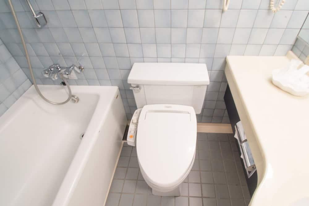 Yhden hengen huone, Tupakointi kielletty - Kylpyhuone
