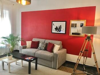 Naktsmītnes Genova Center Apartment attēls vietā Dženova