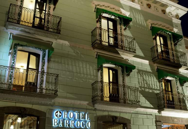Hotel Barroco, Puebla