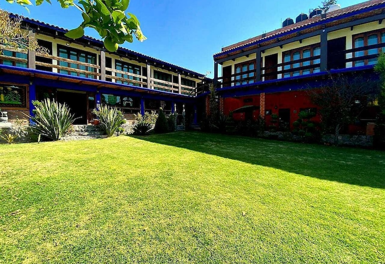 Hotel La Finca Del Abuelo Teotihuacan, Teotivakana