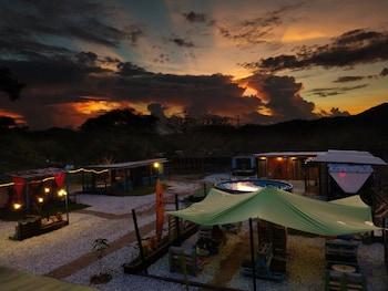 聖瑪爾塔Paraiso Lounge Santa Marta的圖片