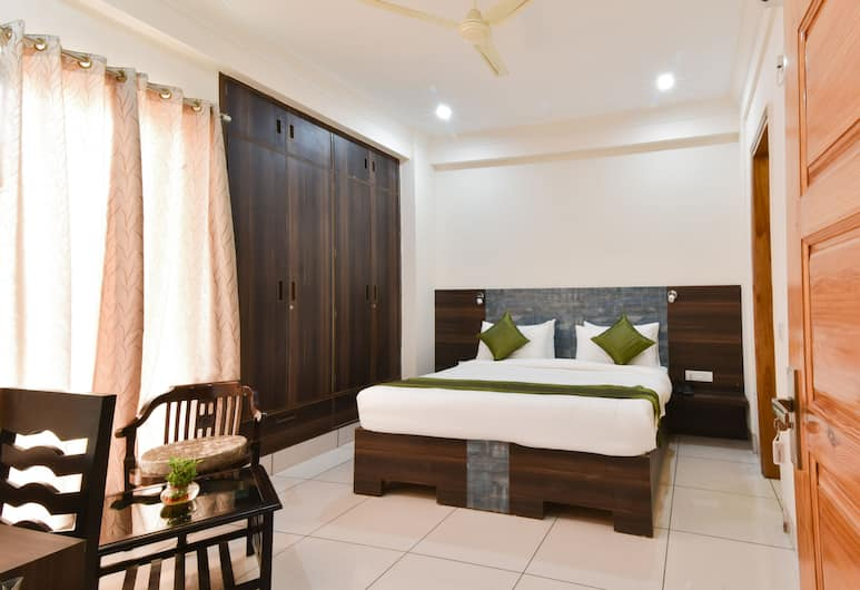Treebo Trend Essence, Gurgaon, Chambre Standard, Chambre