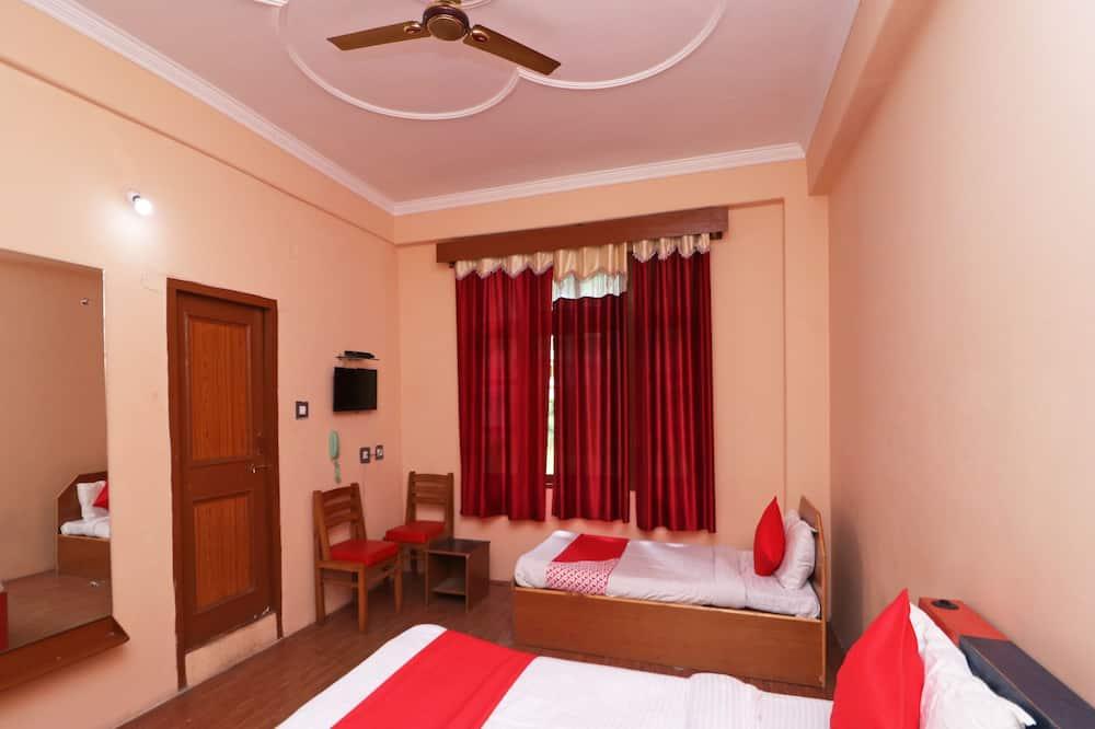 Suite, 1King-Bett - Zimmer